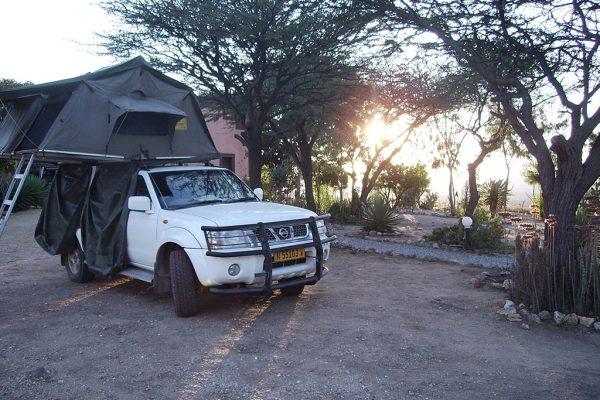 4x4 Camper von ASCO Car Hire