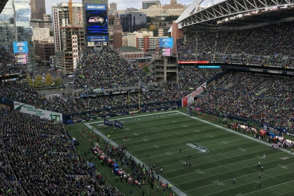 Seahawks-CenturyLink Field