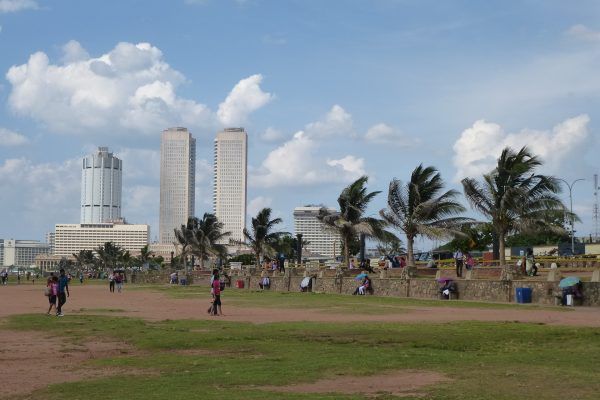 Colombo Stadt